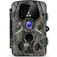 Victure HC400 Wildkamera Wild-vision Full HD, Camouflage,12MP