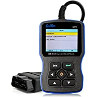 Creator C310 V5.5 BMW OBDII Multi-System Scan Tool Engine Fault Code Reader Supports Transmission, ABS, Airbag, EPS and Immobilizer Systems (Latest Version) by Creator