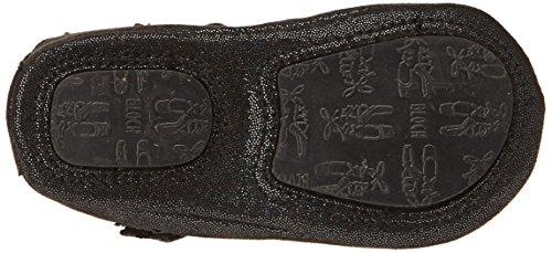Bloch Emanuelle, Chaussures souples bébé fille Noir (Black)