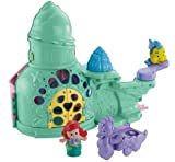 Fisher-Price Mattel Y3722 Little People Arielle Spielset