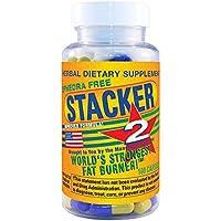 Stacker2. Herbal Fat Burner. 100 Capsules