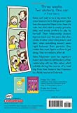 Front cover for the book Sisters by Raina Telgemeier
