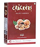 #10: Go Crackers Kashmiri Brown Walnuts Kernels 250gm -Without Shell