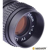 Neewer Obiettivo Per Sony Nex-3 Nex-5 C-Nex & Canon, Nikon,