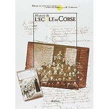 L'Histoire de l'école en Corse