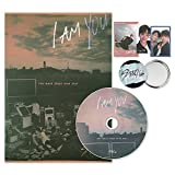 STRAY KIDS 3rd Mini Album - I am YOU [ I AM ver. ] CD + Photobook + 3 QR Photocards + FREE GIFT / K-Pop Sealed