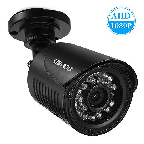 OWSOO Kugel CCTV-Kamera 1080P AHD Wasserdichte 2.0MP 1/3 Zoll CMOS 3.6mm IR-Cut 24pcs IR Lampen Nachtsicht Indoor Outdoor Home Security PAL System -