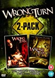 Wrong Turn / Wrong Turn 2 - Dead End [DVD]