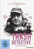DVD Cover 'Trash Detective