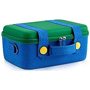 Funlab Tragetasche Kompatibel mit Nintendo Switch, Süß und Schützend, Schlank Reisetasche Case Schutztasche for Nintendo Switch Console & Accessories