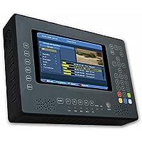 SAB X-Finder (Satellite & Terrestrial Meter w / CCTV Camera Test) DVB-S2 and DVB-T2 Combo Meter