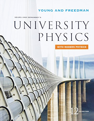 University Physics with Modern Physics with MasteringPhysics: United States Edition