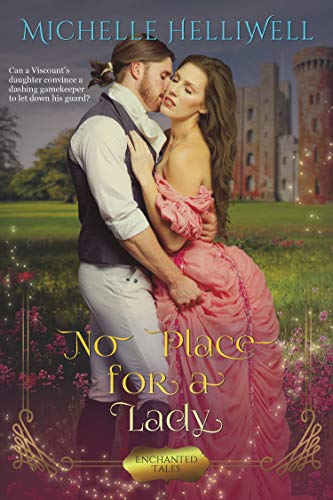No Place for a Lady: an Enchanted Tales prequel (English Edition) -