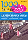 1000 Pistes de jobs étudiants...