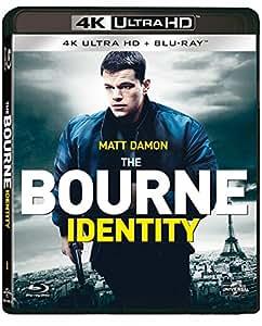 Bourne Identity (4K Ultra HD + Blu-Ray)