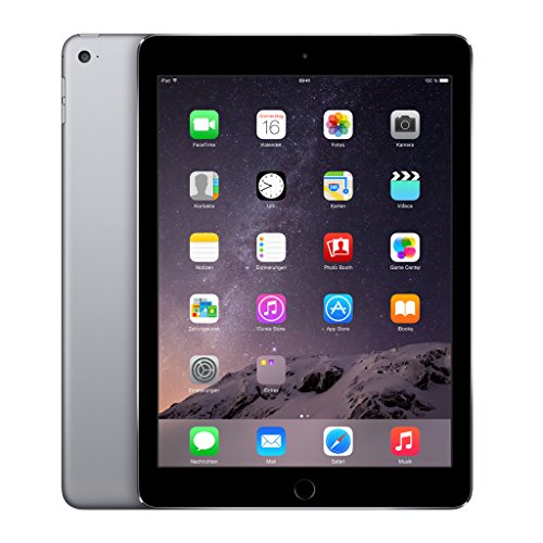 Foto Apple iPad AIR 2 WI-FI 64GB Grigio siderale