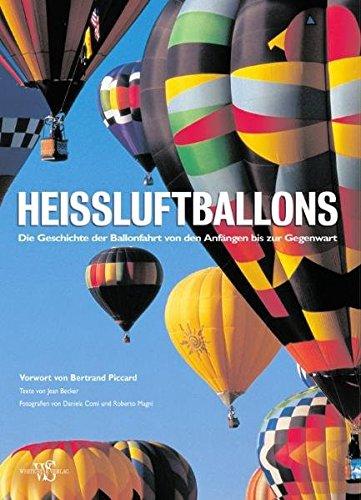 Heißluftballons (Sachbuch) -