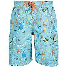 Mountain Warehouse Pantalón de neopreno estampado para niño