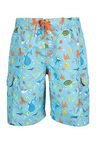 mountain-warehouse-pantalon-de-neopreno-estampado-para-nino-cobalto-5-6-anos