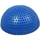 Balance Dome Kissen mit Noppen Halbkugel Igel 33 cm extra groß