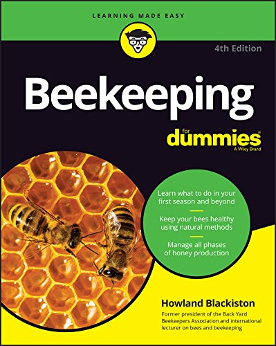 Beekeeping For Dummies (For Dummies (Pets)) (English Edition)