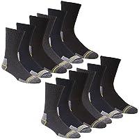 Arbeit Socken Herren 12Paar Sicherheitsstiefel Socken Größe 12–14verstärkte Ferse Fuß Unterstützung preisvergleich bei billige-tabletten.eu