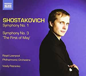 Shostakovich: Symphonies Nos. 1/ 3