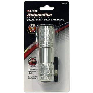 Allied Tools 9 L.E.D. Flashlight
