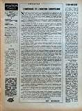 AVIATION MAGAZINE N? 212 du 22-11-1956 SUEZ DE CHYPRE A PT SAID A BORD DE L???AVION DU GENERAL GILLES - SOMMAIRE - L???ACTUALITE AERONAUTIQUE - EDITORIAL - L???AMERIQUE SE PENCHE SUR L???AVIATION EUROPEENNE PAR GUY MICHELET - LES ETRANGES PLANEURS DE