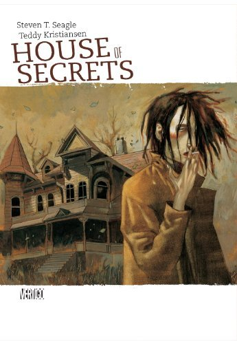 House of Secrets Omnibus HC (MR): Written by Steven T. Seagle, 2013 Edition, Publisher: DC Comics [Hardcover]