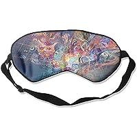 Sleep Eye Mask Robot Head Digital Lightweight Soft Blindfold Adjustable Head Strap Eyeshade Travel Eyepatch E15 preisvergleich bei billige-tabletten.eu