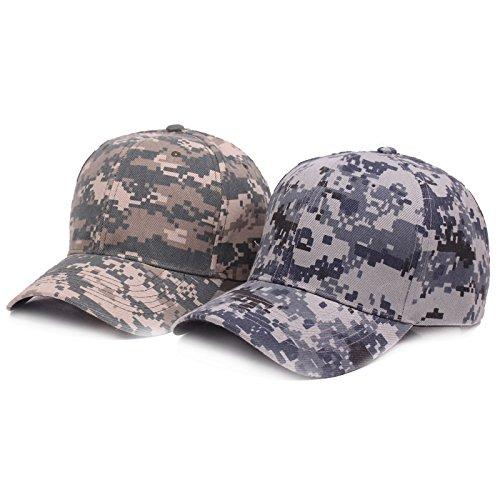 Imagen de weimay camuflaje  de béisbol cadete ejército  lavado algodón ejército militar capo camuflaje color 4  alternativa