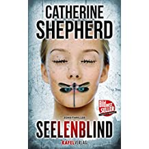 Seelenblind (Zons-Thriller 6) (German Edition)