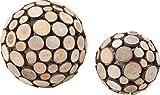 Small Foot 1278 Dekoartikel, Holz, braun, 12 x 12 x 12 cm