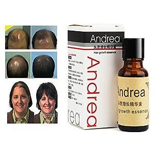 Andrea – Lot de 5 fioles de 20 ml huile pour la pousse des cheveux