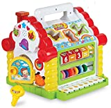 Webby Amazing Learning House - Baby Birthday Gift for 1 2 3 Year