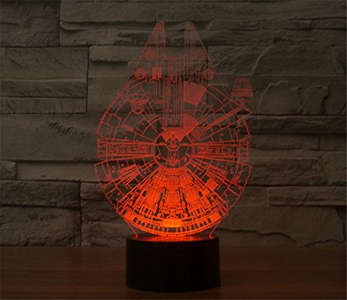 smarterar-3d-illusion-optique-star-wars-series-millennium-falcon-model-7-changement-de-couleurbouton