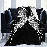 dfegyfr Blankets Ali D Acqua Hooded Blanket for Beds Wool Plus Velvet Warm Sofa
