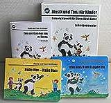 Bim und Bam - Musik und Tanz für Kinder - Komplettpaket: Unterrichtswerk für Eltern-Kind-Kurse - Paket - (Musik und Tanz für Kinder - Eltern-Kind-Kurse) - Manuela Widmer, Corinna Ensslin