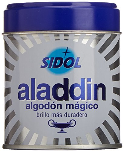 Aladdin Algodón Magico Metales   75 gr