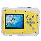 Top-Vigor Kids Camera Digital Waterproof Sport Action Camera Camcorder, 12MP HD 720P Underwater