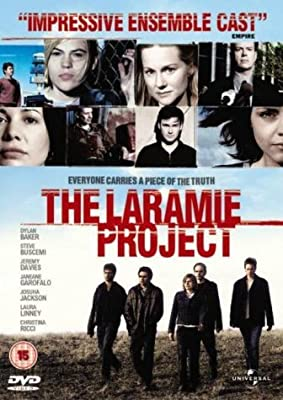 The Laramie Project [DVD] by Christina Ricci