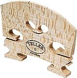 Hidersine Teller 2 Star Violin Bridge 4/4 size [fitted]