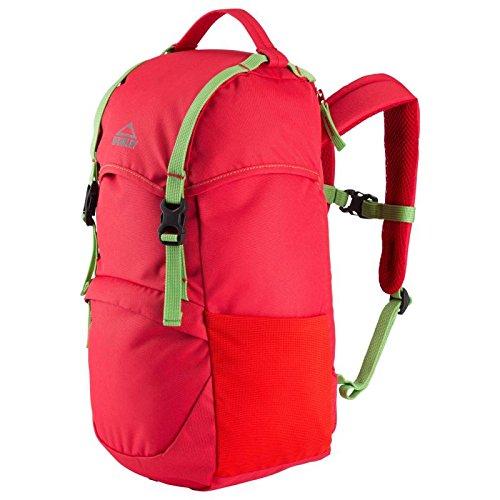 mckinley-kinder-freizeit-wander-schul-rucksack-badger-12-fur-madchen-rot-grun