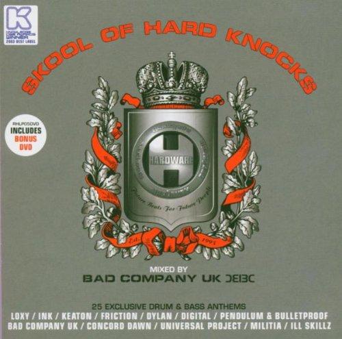 Skool Of Hard Knocks [CD + DVD]