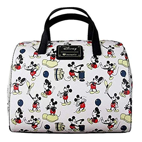 Loungefly Disney Schultertasche Mickey Mouse Classic WDTB1415