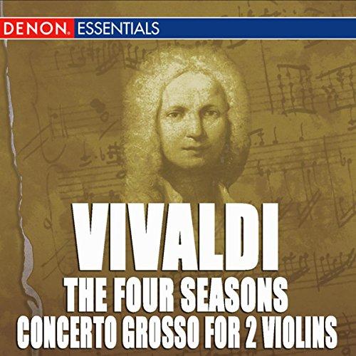 Vivaldi: Four Seasons (No. 22, Op. 8, 1), Concerto Grosso For 2 Violins, RV 565 & 4 Violins, RV 580 (Series 580)