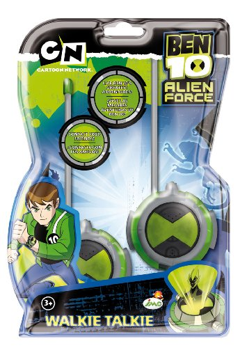 Imagen principal de Ben 10 Alien Force Omnitrix walkie talkie (IMC Toys)