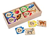 Best Melissa And Doug Toys - Melissa & Doug 2541 Letter Puzzles Review