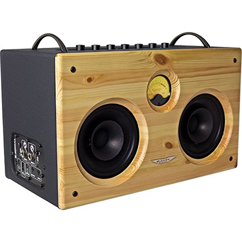 ASHDOWN b-social Wood Verstärker